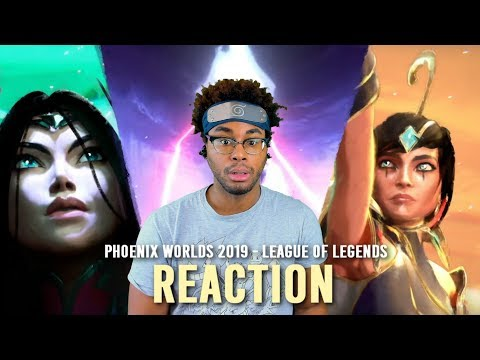 Phoenix (ft. Cailin Russo And Chrissy Costanza) | Worlds 2019 - League Of Legends Reaction