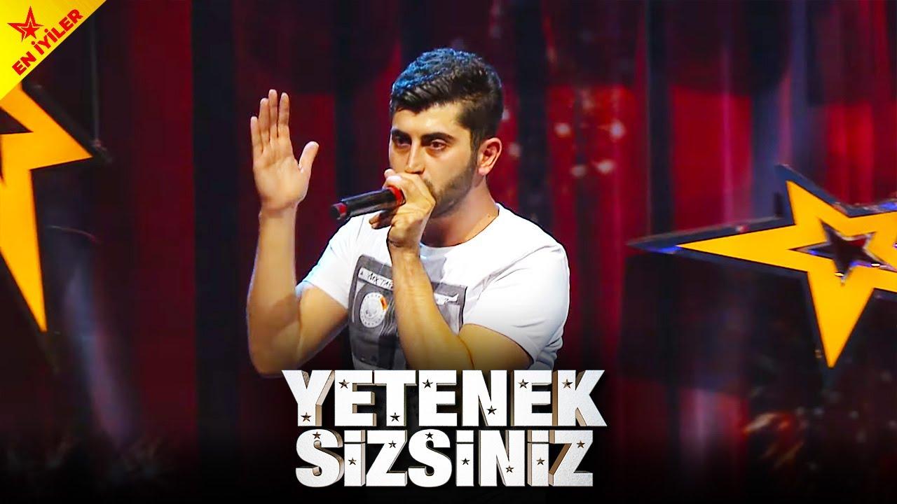 Efsane Geri Döndü Serkan Beatbox ? | Yetenek Sizsiniz Türkiye