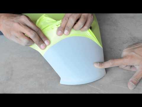 ลอกสี Dipping จากเฟรมมอเตอร์ไซค์ no.2