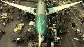 Boeing 777 team: Precision Craftsmanship