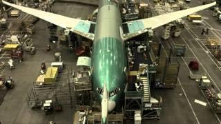 Boeing 777 team: Precision Craftsmanship
