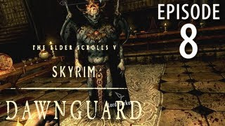 Skyrim: Dawnguard Walkthrough in 1080p, Part 8: Choosing Vamps vs. Dawnguard (in 1080p HD)