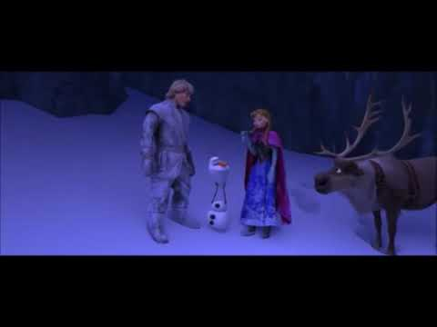 Vidéo Demo Voix de Olaf - Ana - Christophe, dans le Reine des Neiges 1