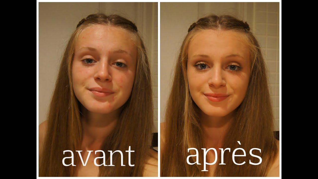 Tutoriel [17]  Maquillage discret, jolie et féminin pour le collège/lycée !!
