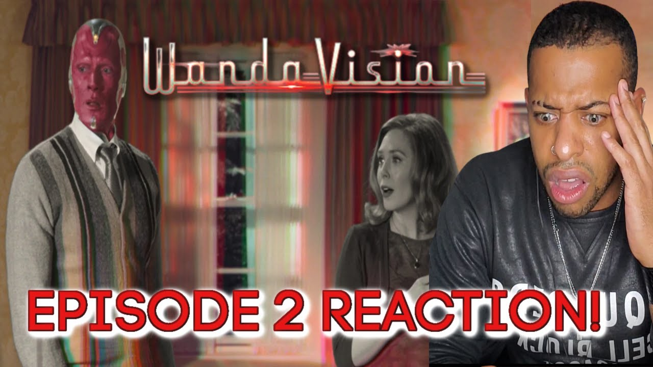 "Download 💥 WandaVision 1x2 REACTION!! ""Episode 2"""