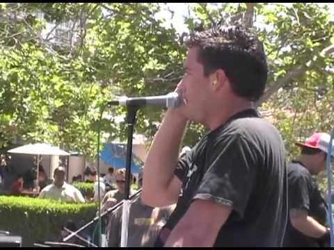 Zebrahead live 2004