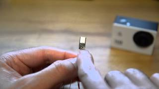 sj4000 diy usb av out cable instructions and details