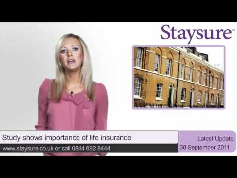 Study shows importance of life insurance