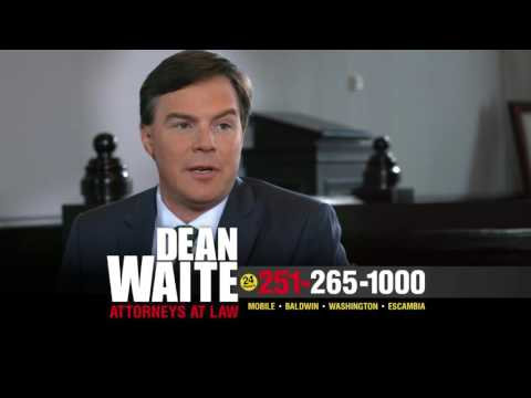 How can Mobile, AL personal injury lawyer Dean Waite help me?