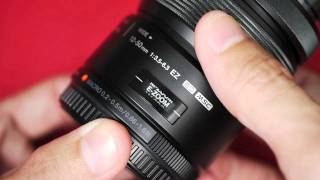 Olympus 12-50mm Build Comparison With Other Lens
