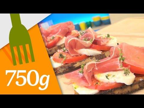 recette-de-bruschetta-à-l'italienne---750g