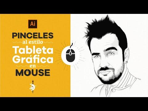 Pinceles · Dilustrando desde CERO | Illustrator Tutorial (Mouse) thumbnail