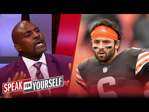 'It's been time to worry about Baker Mayfield' — Wiley   NFL   SPEAK FOR YOURSELF