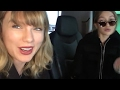 Taylor Swift and Gigi Hadid Listen and Sing to 'I Don't Wanna Live Forever' for the First Time!