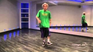 Антон Жуков - 10 урок (Клубные танцы и R&B)