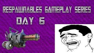 DDB Respawnables Gameplay Series - Day 6 - Heavy Machine Gun [HD]