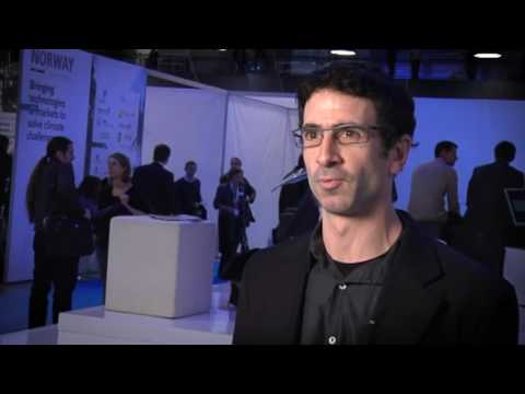 Autodesk at the BrightGreen Expo at COP15 in Copenhagen Part 1