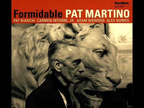Pat Martino Trio - In A Sentimental Mood