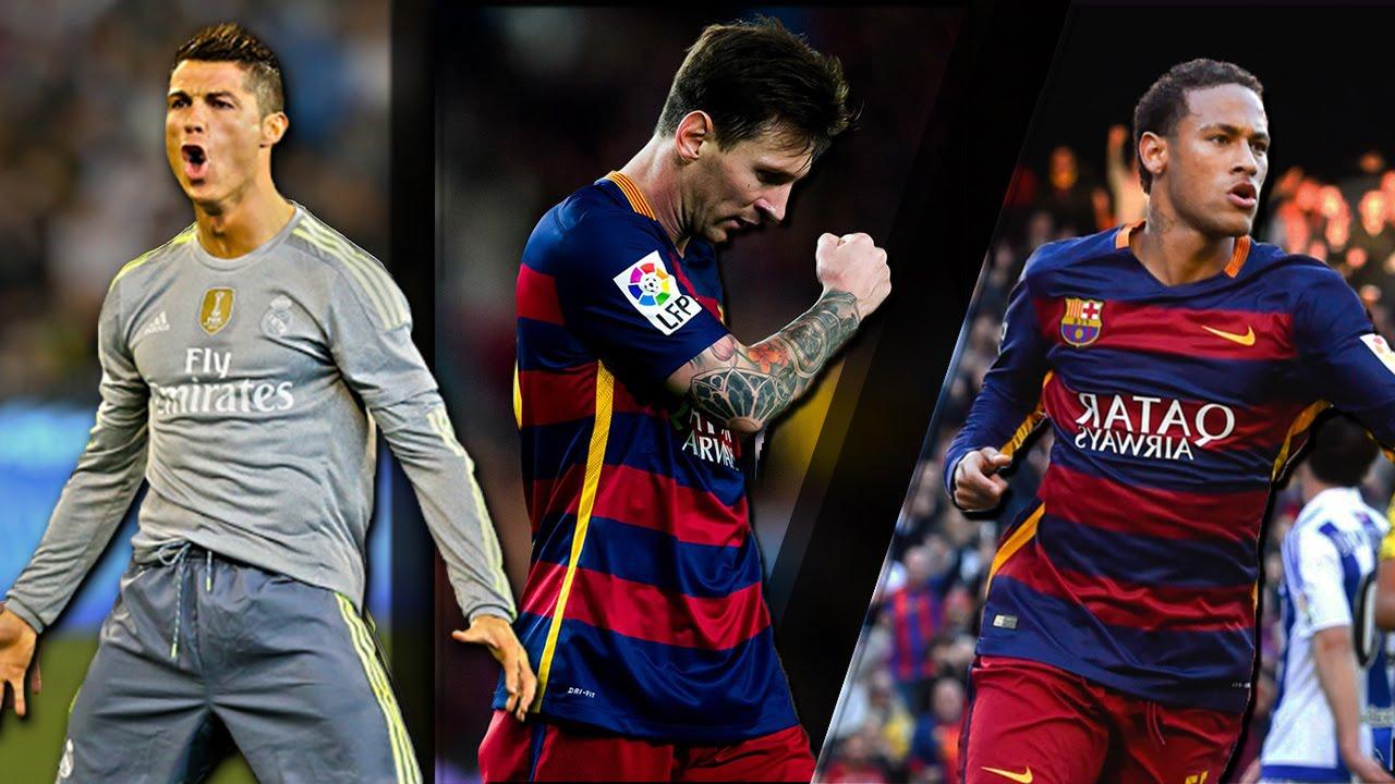 Cristiano Ronaldo Vs Messi Vs Neymar | www.imgkid.com ...