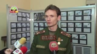 Открытие выставки в честь дня связи ДНР