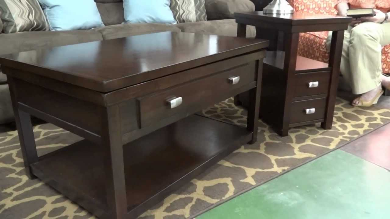 Ashley Furniture Hatsuko Table Collection T864 9 Review Youtube