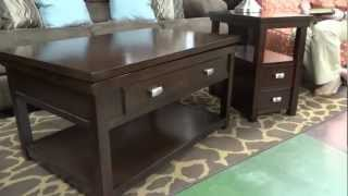 Ashley Furniture Hatsuko Table Collection T864-9 Review