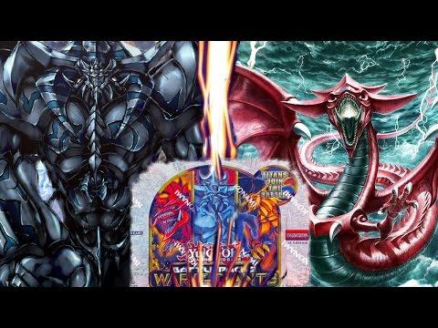 YuGiOh Slifer the Sky Dragon and Obelisk the Tormentor Deck Profiles! WAR of the GODS