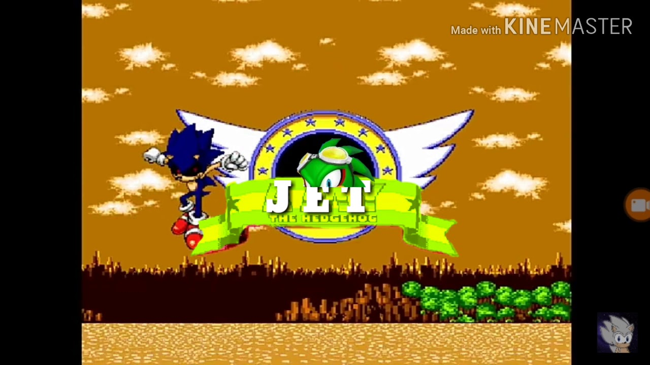 Sonic.exe jet.exe part 1 - YouTube