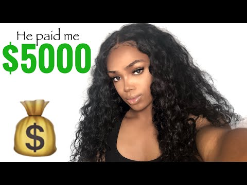 How I Became An Escort | He Paid Me $5000
