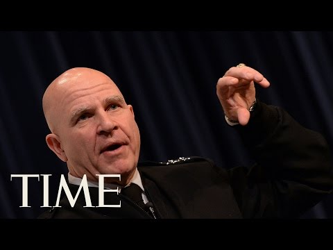 H.R. McMaster Gives Remarks Following Classified Info Sharing Allegations | TIME