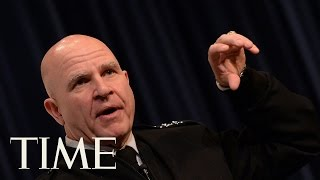 H.R. McMaster Gives Remarks Following Classified Info Sharing Allegations   TIME