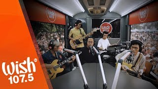 "Munimuni performs ""Simula"" LIVE on Wish 107.5 Bus"