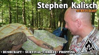 3-Tages-Tour Vogelsberg mit PanterraCraft - Bushcraft Survival Hessen