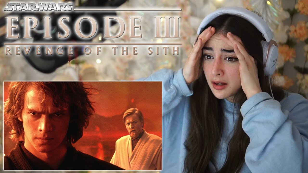The Best Star Wars Film Star Wars Revenge Of The Sith Episode 3 Reaction Youtube