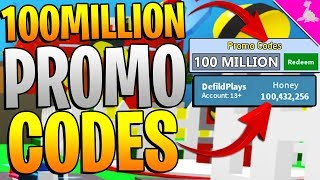 100 MILLION ROBLOX BEE SWARM SIMULATOR CODES! *THIS IS BROKEN!*