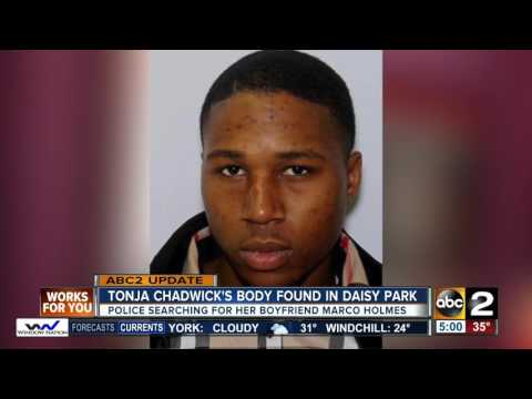 Baltimore Police say body of Tonja Chadwick found, death investigated as homicide