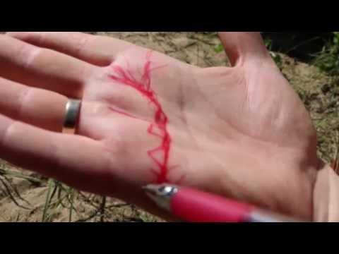 Судьбоносные знаки. Хиромантия: Линия сердца. Квадраты, треугольники, кресты на линии сердца