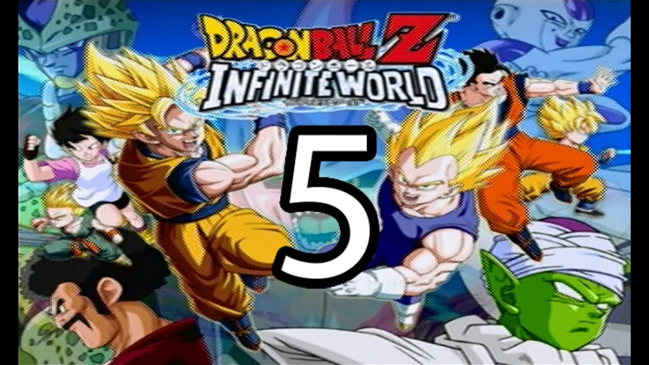 Let's Play Dragon Ball Z Infinite World: Part 5 Collect
