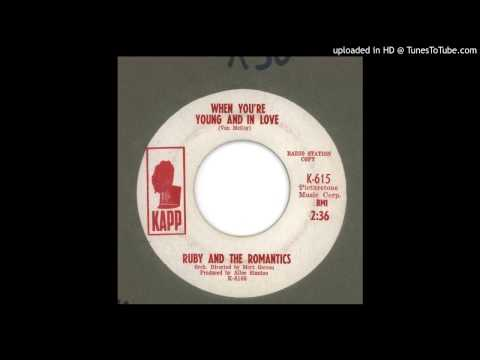 Ruby & the Romantics - When You're Young And In Love - 1964