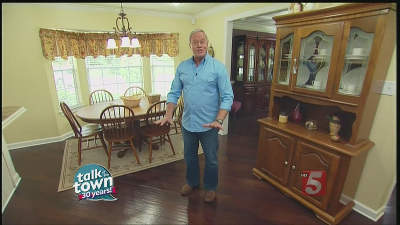 Home Improvement Expert Danny Lipford Shares Kitchen DIY Project Ideas