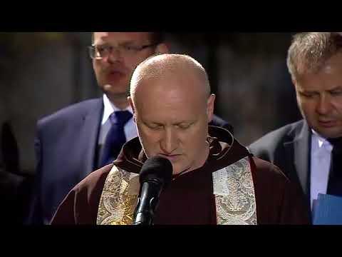 PATRIOTYCZNA MODLITWA o. Zdzisława Tokarczyka podczas VIII Rocznicy Kat. Smoleńskiej