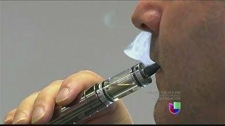 Hay mucho sobre los efectos del cigarrillo electrónico que aún no se sabe