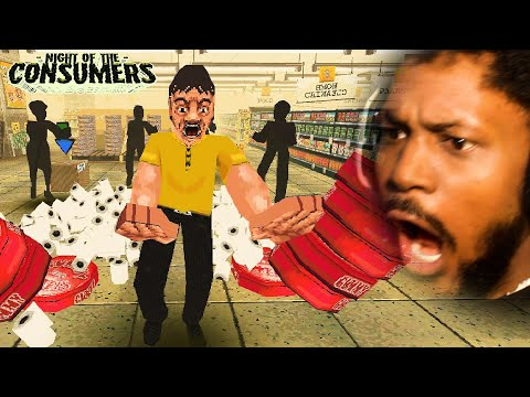 DO NOT WORK AT THIS STORE | Night of the Consumers