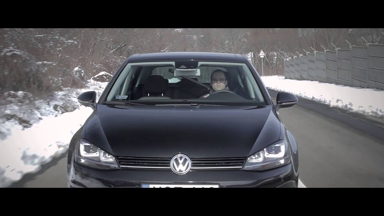 volkswagen golf vii highline bmt 1 4 tsi dsg teszt youtube. Black Bedroom Furniture Sets. Home Design Ideas