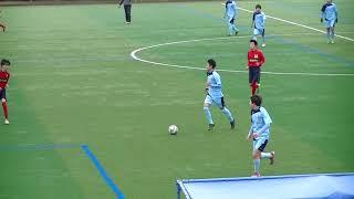 高円宮杯JFAU-18サッカーリーグ2018宮城県リーグ 2部  松島-仙台FC