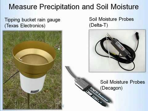 Overview of Biological and Meteorological Sensors in Eddy Covariance Flux Research