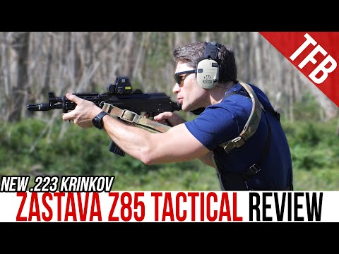 Zastava M85 Tactical: Is This $1,000 Krink Worth The Spend?
