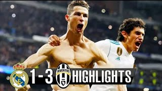 Real_Madrid vs Juventus (1_3)All goals HD.