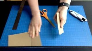 Safety Video  Boxcutter, rotary cutter, paper cutter, titanium scissors