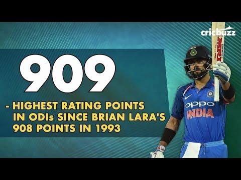 No. 1 in ODIs - Virat Kohli, Rashid Khan & Jasprit Bumrah